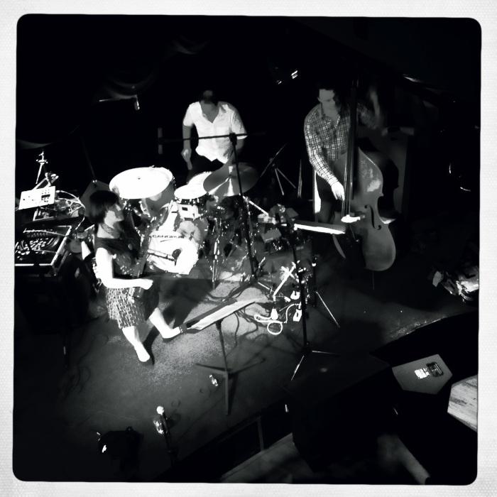 Silke Eberhard Trio Shanghai